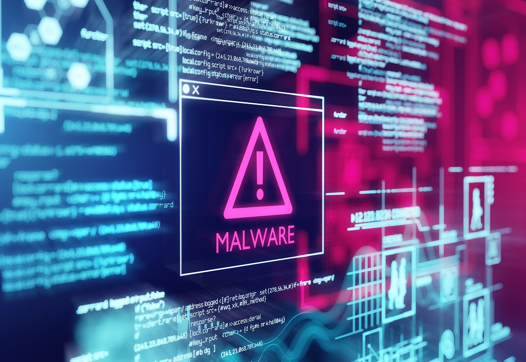 Malware in SolarWinds Orion software